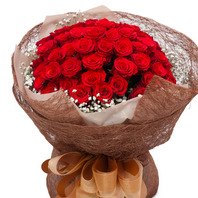빨강장미꽃다발3